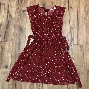 Cherry dress - never worn